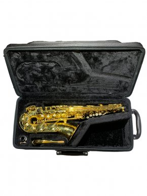 Yamaha YAC 1515N Nickel-Plated Saxophone Lyre